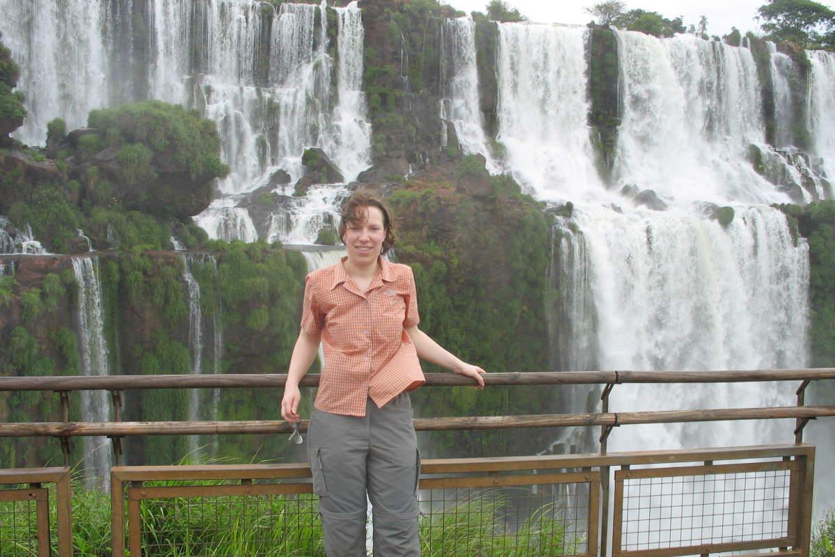 Spektakuläre Aussichten auf die Wasserfälle gibt es auch auf der argentinischen Seite des Nationalparks von Iguazu.