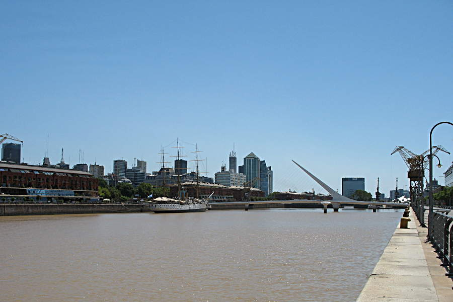 Puerto Madera in Buenos Aires