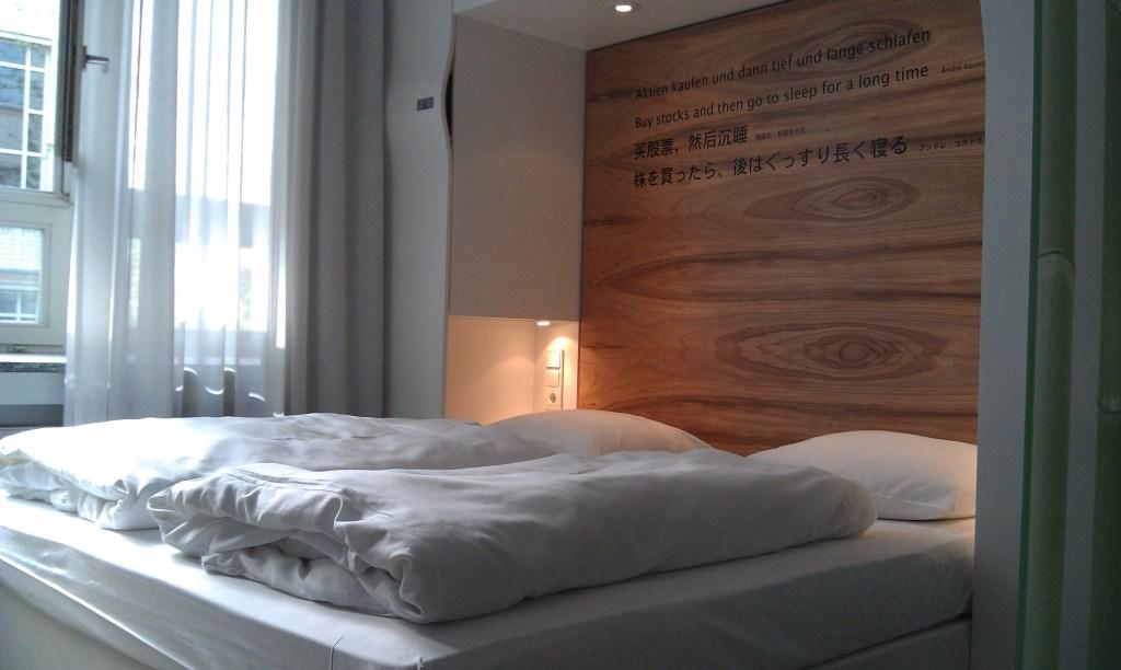 Room in Hotel Park Plaza Wall Street Berlin