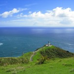 View to Cape Reinga, New Zealand