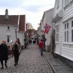 Die Altstadt von Stavanger