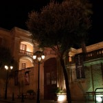 Die Stille Stadt Mdina auf Malta