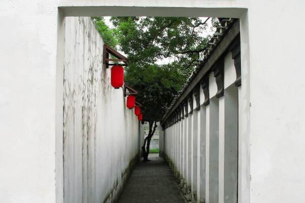 Red - Lantern in Guilin