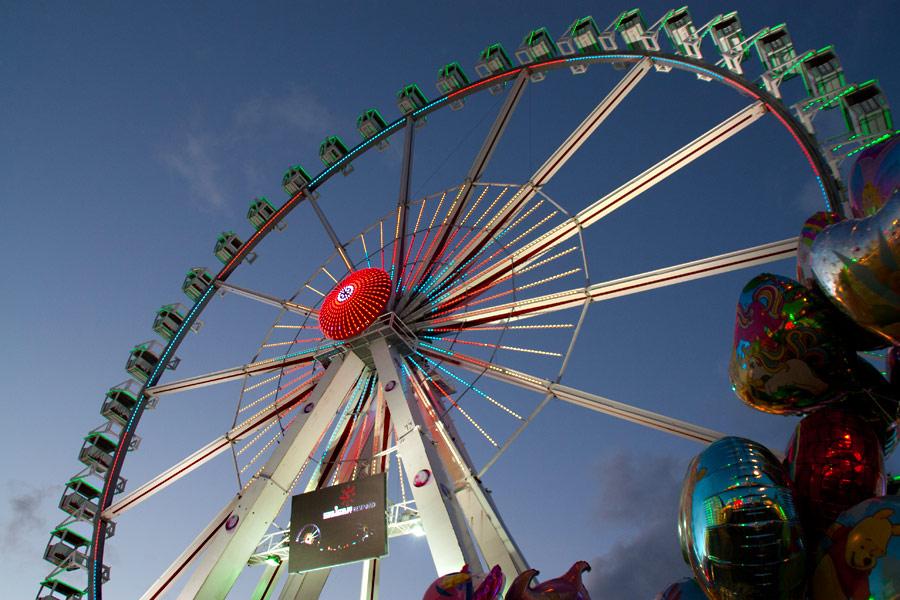 Freimarkt Bremen - Riesenrad