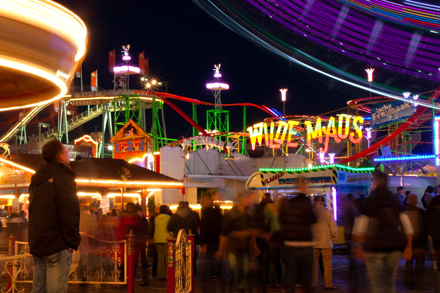 Freimarkt Bremen - Wilde Maus