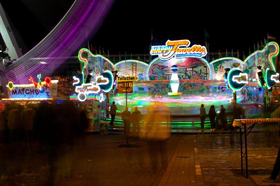 Freimarkt Bremen - Happy Traveller