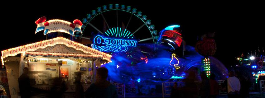 Freimarkt - Octopussy (Krake)