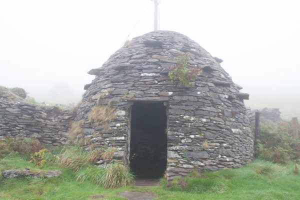 Beehive Hut auf der Dingle Peninsula