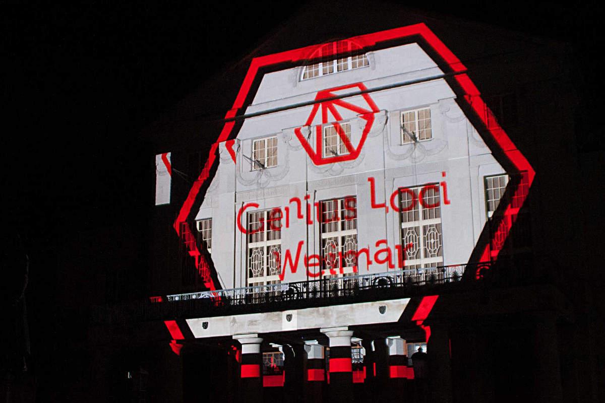 Das Genius Loci Festival in Weimar