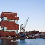 Das Museum am Strom (MAS), Antwerpen