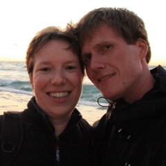 Carolin und Steffen