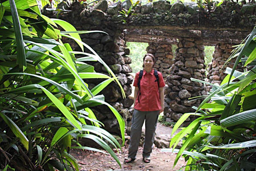 Eine Oase inmitten der Großstadthektik - der Botanische Garten von Rio de Janeiro