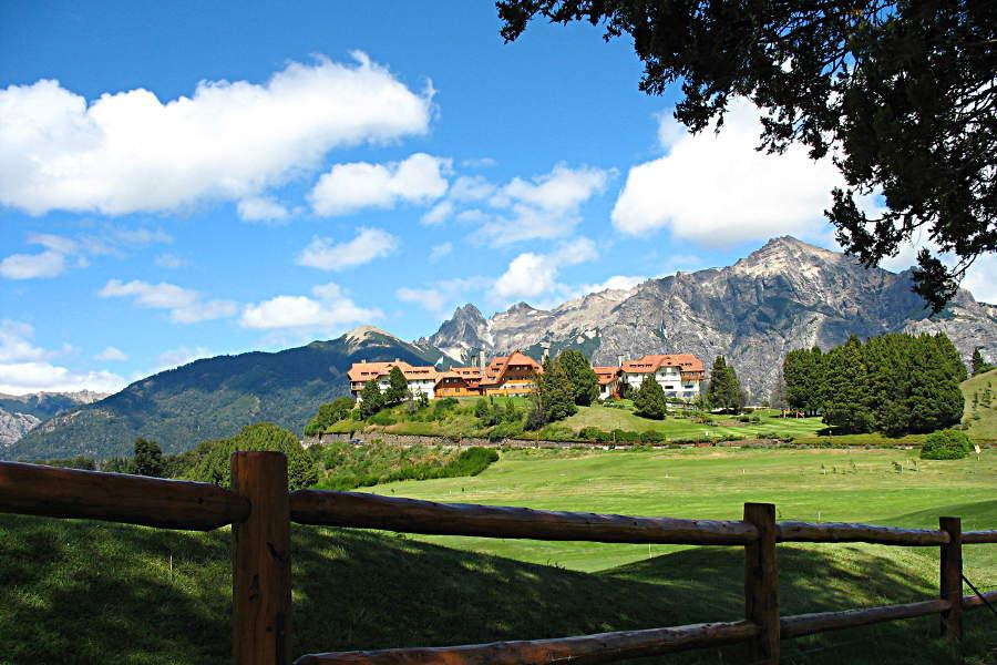 Schweizer Bergidyll oder doch Argentinien? Das Hotel Llao Llao in der Nähe von San Carlos de Bariloche