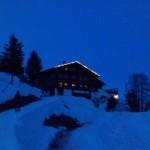 Nachtwanderung zur Strela Alp