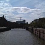 Speicherstadt mit Elbphilharmonie