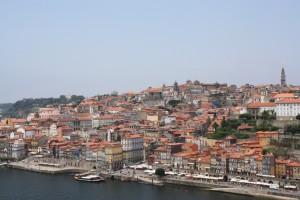 Porto - Stadt am Douro