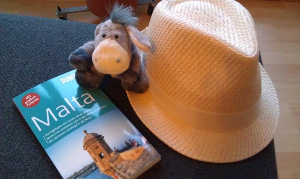 Reisevorbereitung Malta