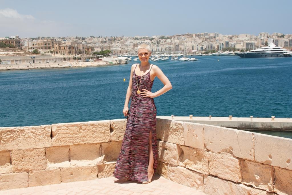 Jessie J beim Isle of MTV Event auf Malta