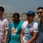 Rudimental beim Isle of MTV auf Malta