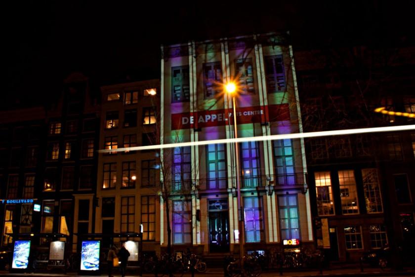 De Appel Arts Centre in Amsterdam - Gerald van der Kaap: One moment please