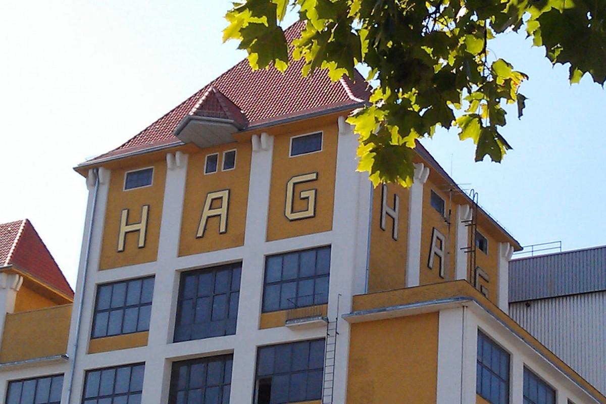 Kaffee Hag building in Bremen