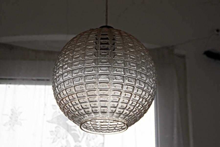 Lost Places Restaurant - Lampe, lamp