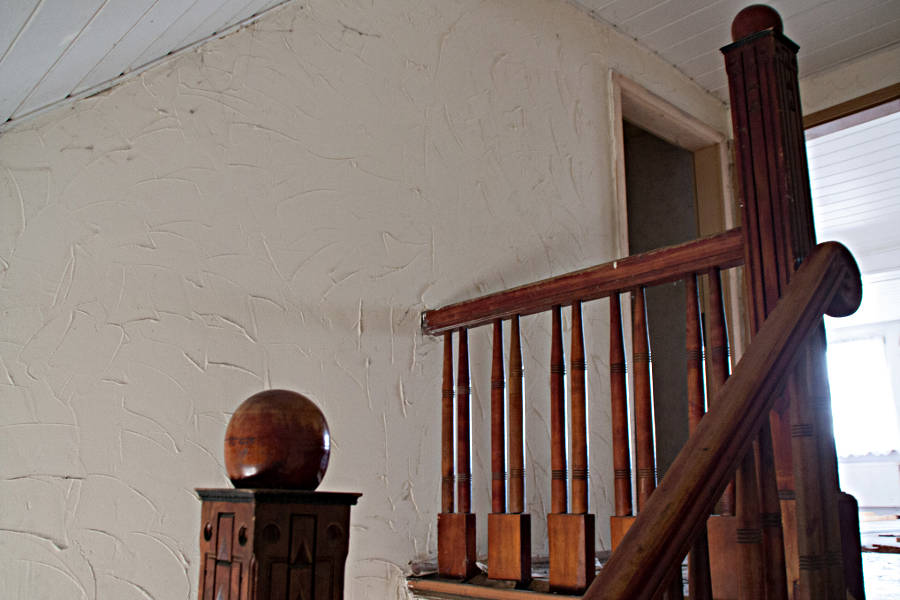 Lost Places Restaurant - Treppe, stairs