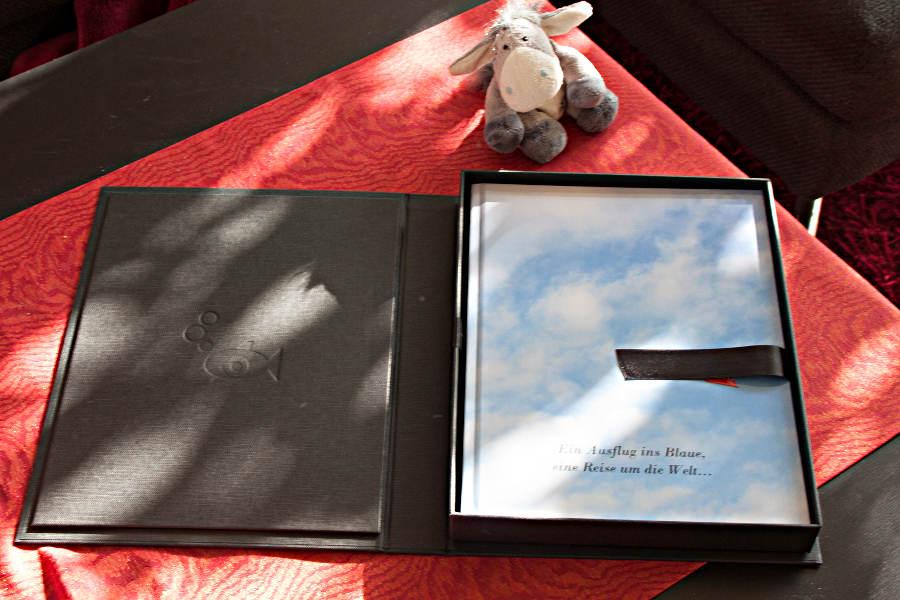 Snapfish Fotobuch - Präsentbox