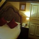 Ein Standardzimmer im Hotel Lumley Castle