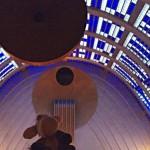 Der Himmelssaal im Radisson Blu Hotel