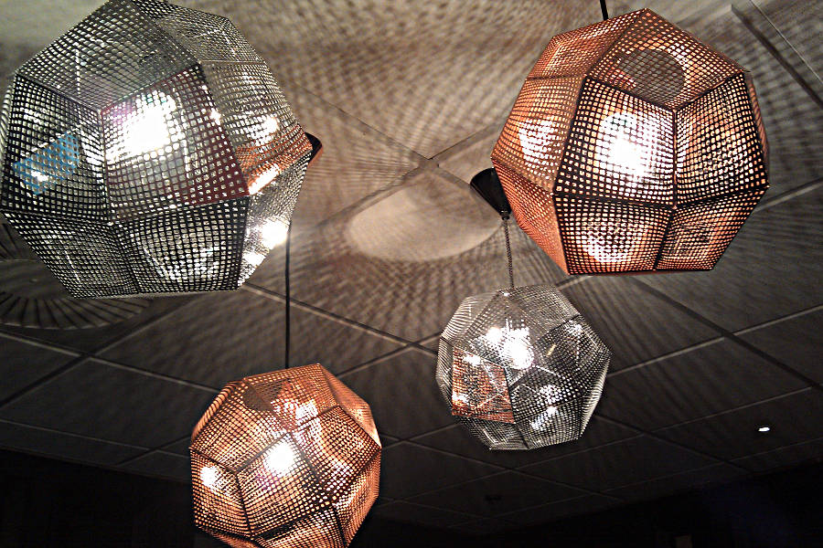 Lampen im Radisson Blu Hotel Bremen