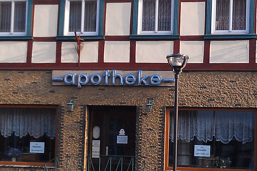 Alte Apotheke in Arendsee