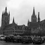 "Rathaus in Ypern, Sitz des Museums ""In Flanders Fields"""