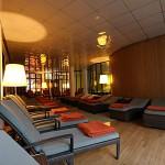 Der Ruheraum im Wellness-Bereich des Hotel Esplanade