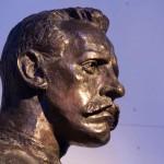 Statue von Fridtjof Nansen im Fram-Museum