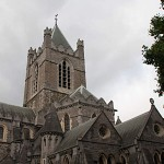 Die Christ Church Cathedral von Dublin
